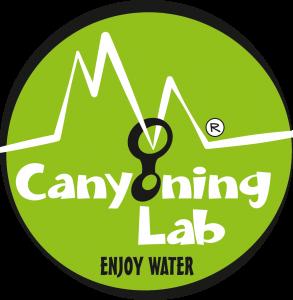 Questa immagine ha l'attributo alt vuoto; il nome del file è CANYONING-LAB_logo_DEF-1-293x300.png